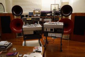 audiophile analog audio setup