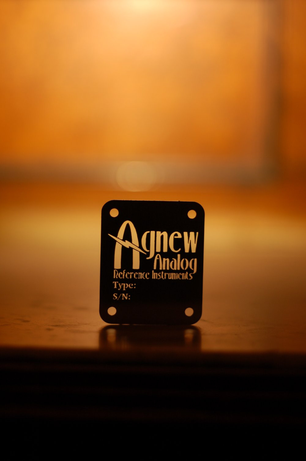 Agnew Analog Reference Instruments Blog
