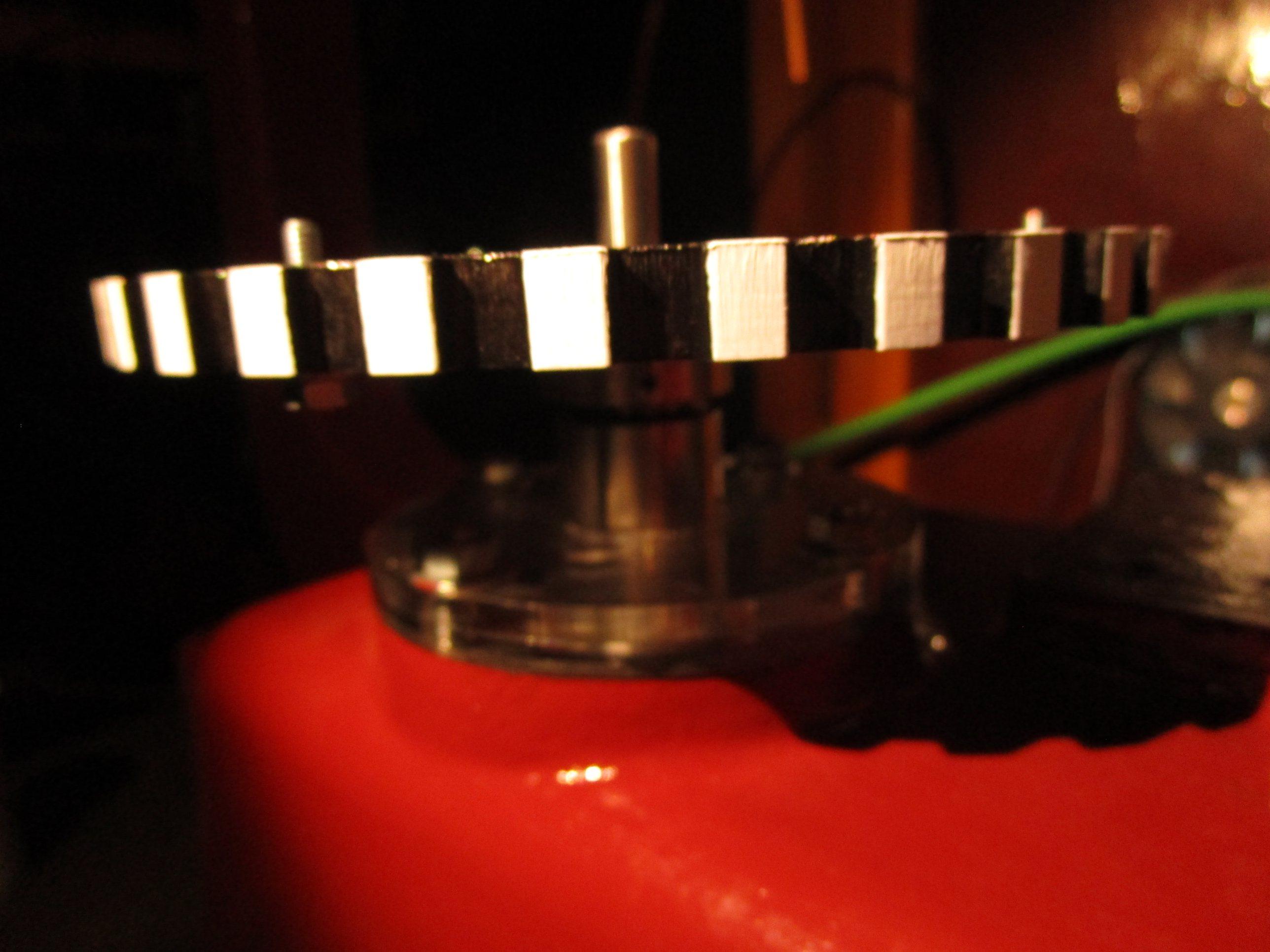 Neumann-based FloKaSon AM44 Disk Mastering Lathe