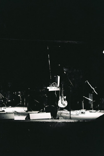 b and w Stage pic