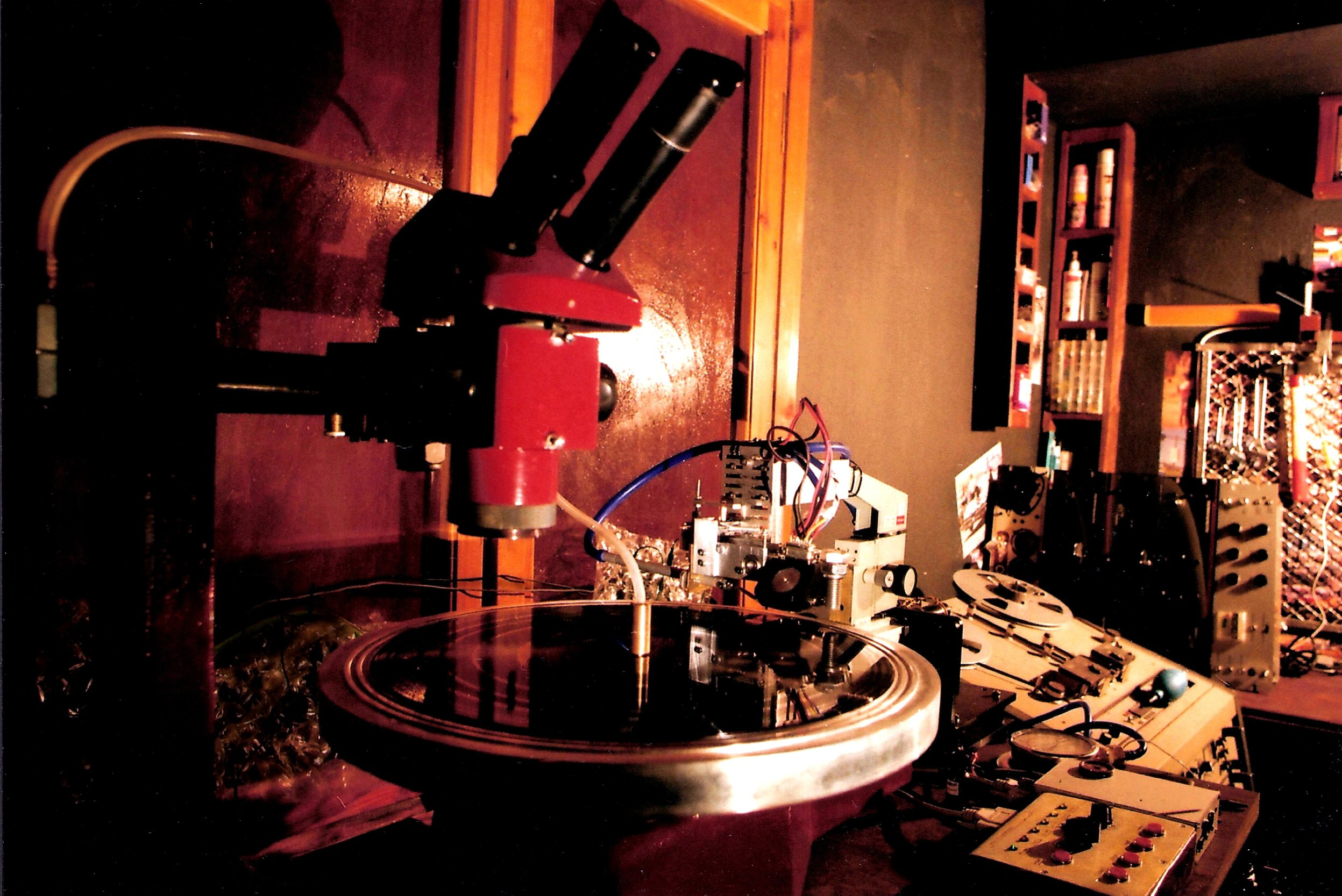 Disk Mastering System