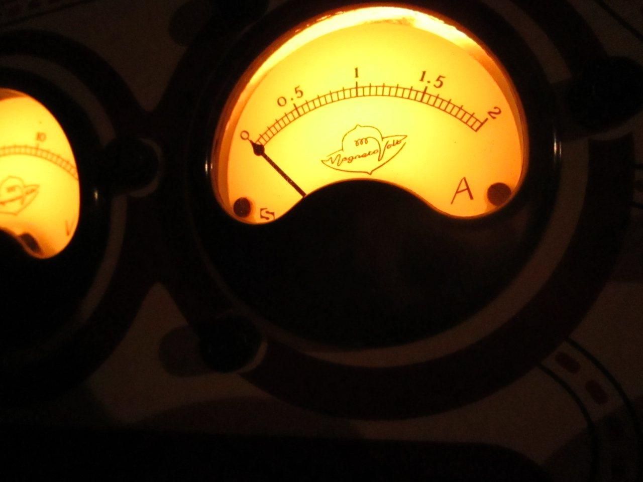 cutting  rack meter