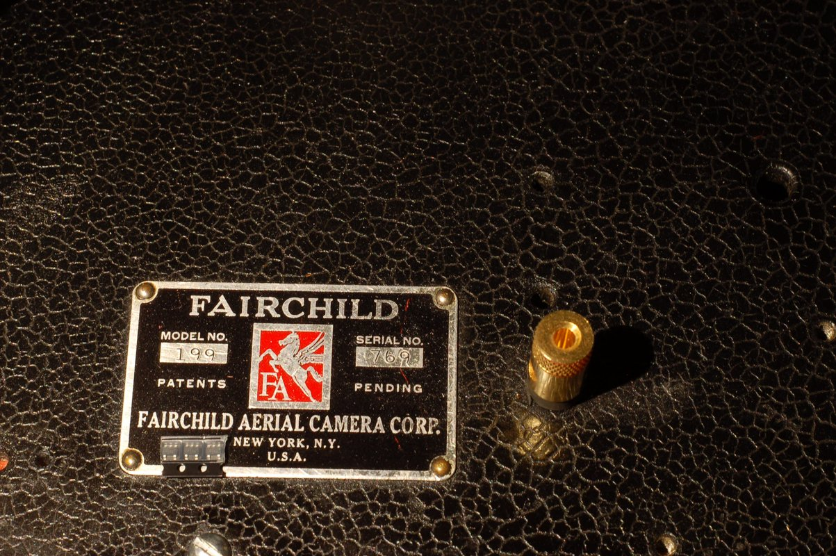Fairchild lathe Mods
