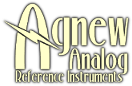 Agnew Analog Reference Instruments