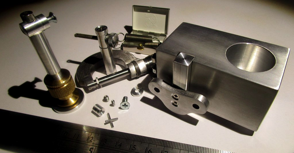 Type 6022 Adjustable Oil Dashpot Plunger Assembly